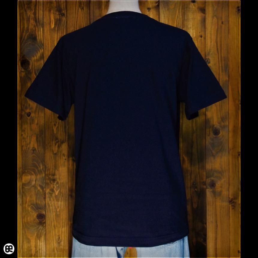 SHADOW PICTURE:ネイビー:Tシャツ