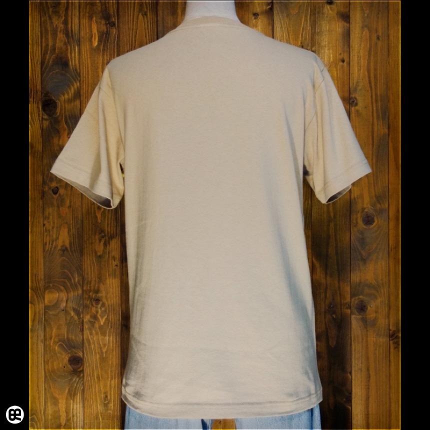 チベットスナギツネ:サンド:Tシャツ