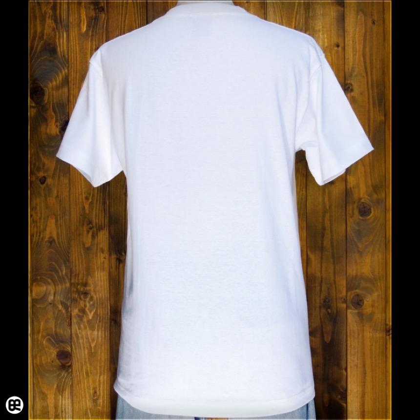 お金で買える時代:ホワイト:Tシャツ