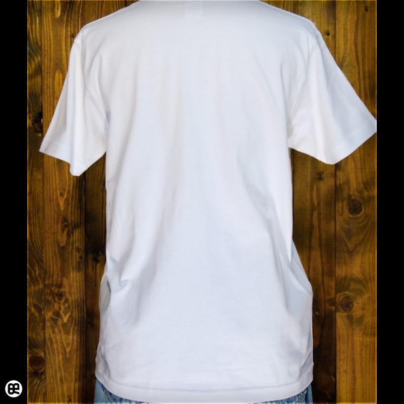 無地Tシャツ/サンプル : ホワイト : 6.2oz T-shirts