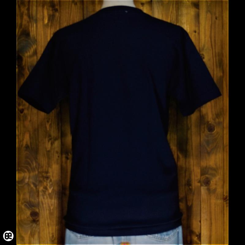 moon : ネイビー:Tシャツ