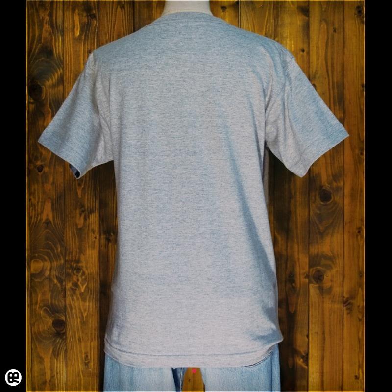 Rootstock : ヘザーグレー:Tシャツ