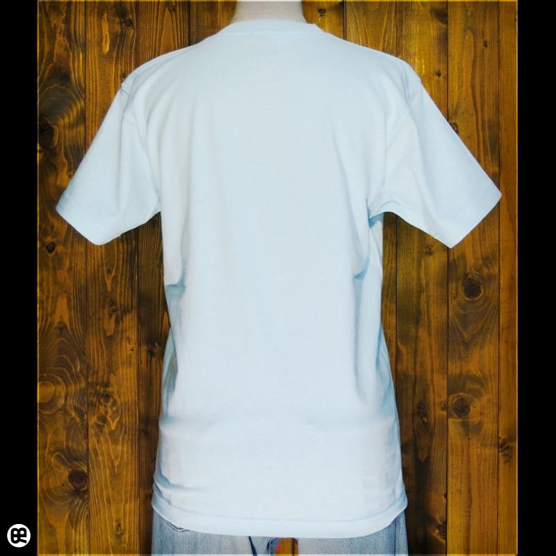 鳥獣戯画 : アクアブルー:Tシャツ