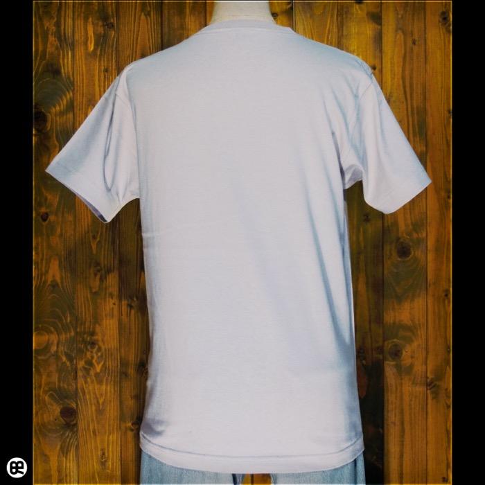 クレイシ : シルバーグレー:Tシャツ