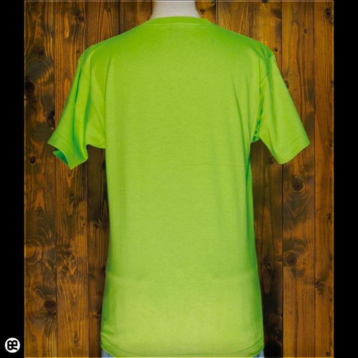 ポーク : ライム:Tシャツ