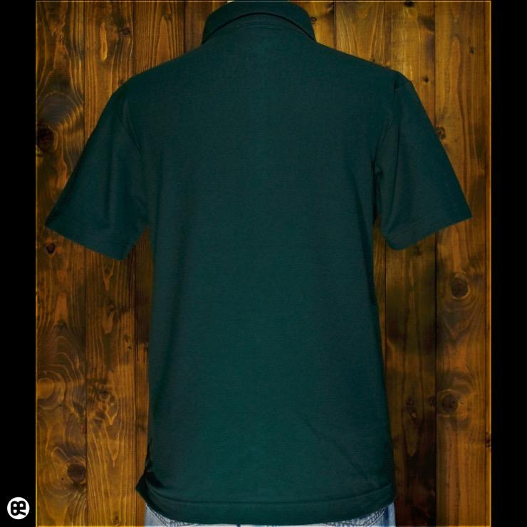 ポロシャツ:King : ブリティッシュグリーン