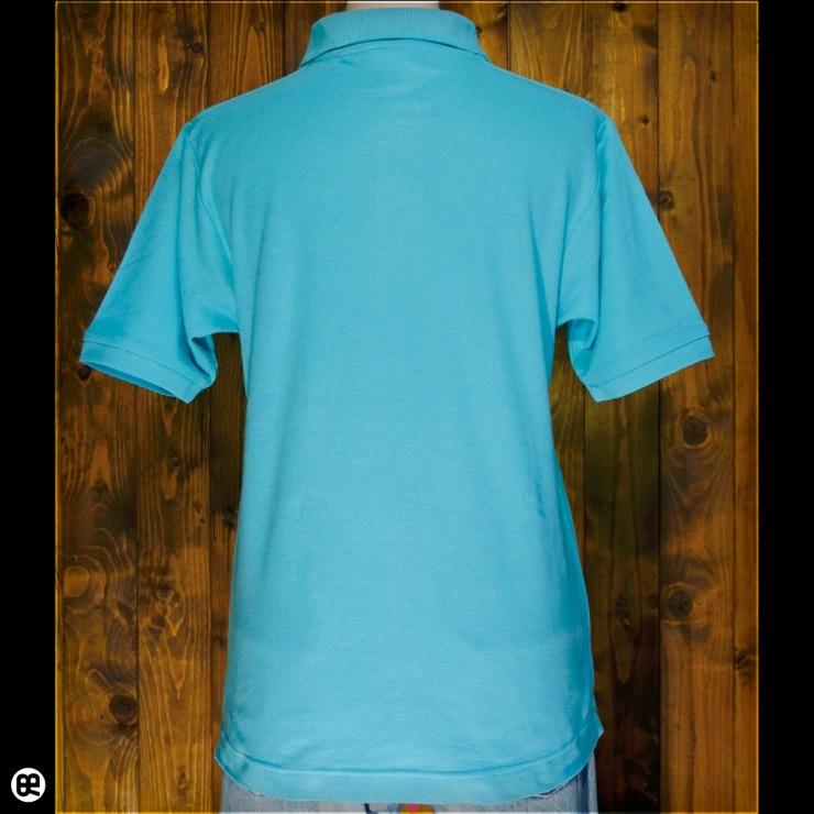 ポロシャツ:Bacchus : ミントグリーン