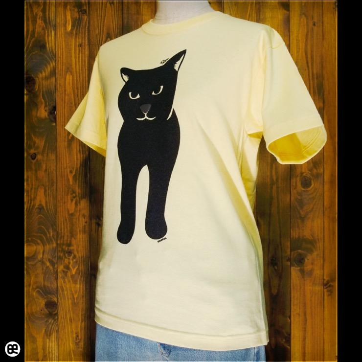 Black Cat : イエローヘーゼ:Tシャツ