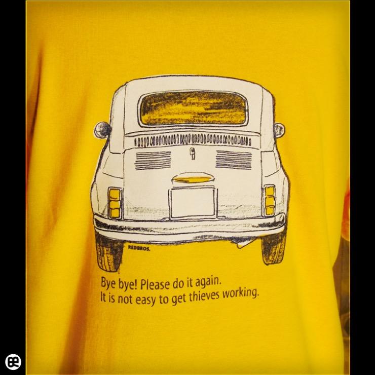 LP3 : ゴールドイエロー:Tシャツ