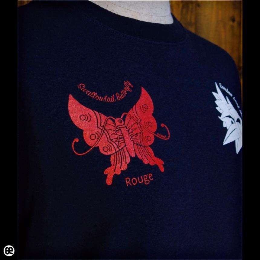 源平:ネイビー:Tシャツ
