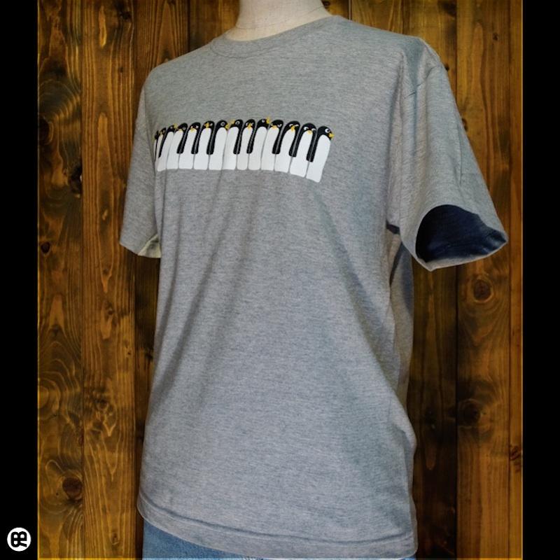 Peano : ヘザーグレー:Tシャツ