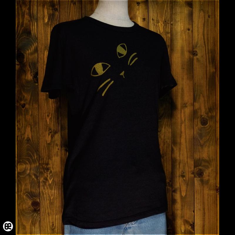 かくれんぼ : スミクロ:ライトTシャツ(薄地)
