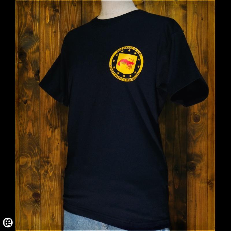 EBI : ネイビー:Tシャツ