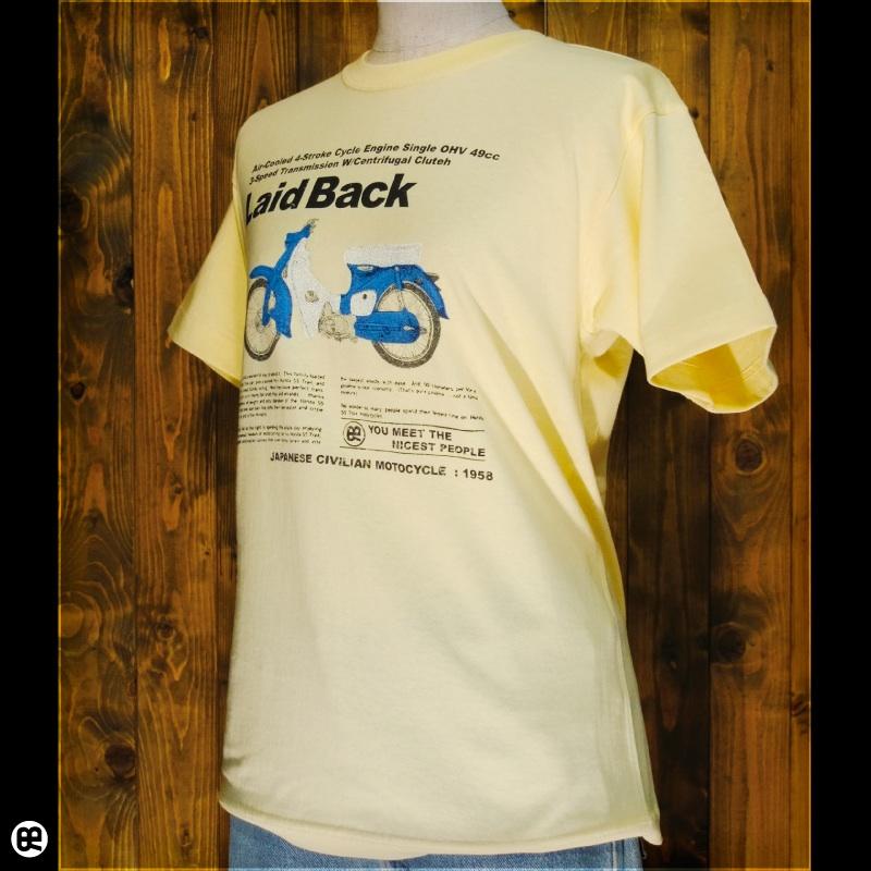 Laid Back : イエローヘーゼ:Tシャツ