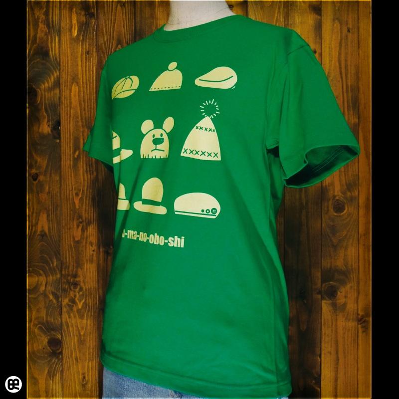 ku-ma-no-obo-shi : ケリーグリーン:Tシャツ