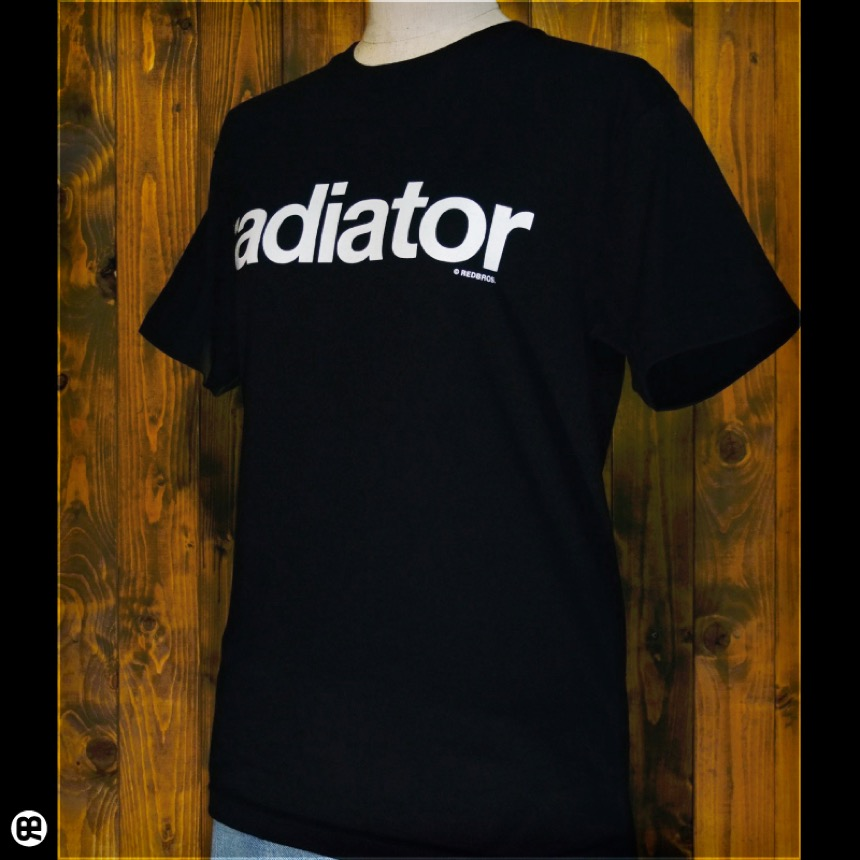 radiator : ディープブラック:Tシャツ