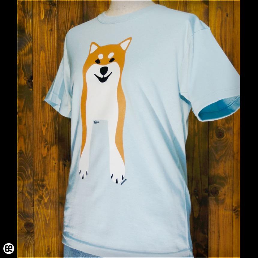 Shiba Inu(FS) : フロストスカイ:Tシャツ