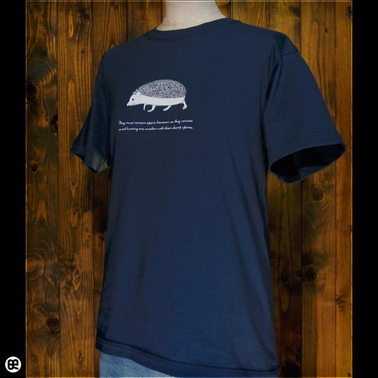 棘 : デニム:Tシャツ