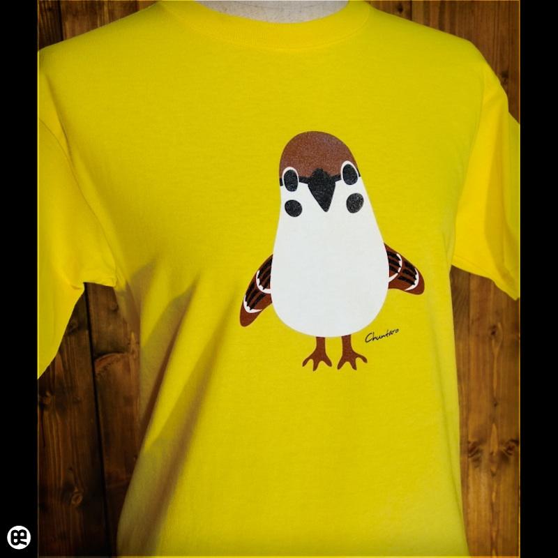 チュン太郎 : イエロー:Tシャツ