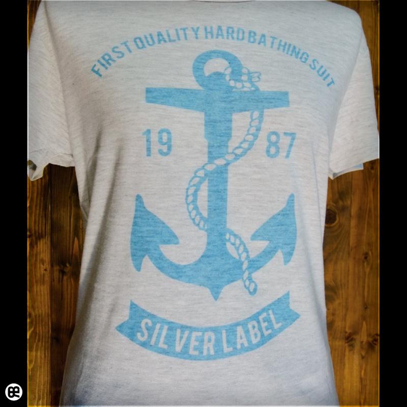 SILVER LABEL(OM) : オートミール:ライトTシャツ(薄地)