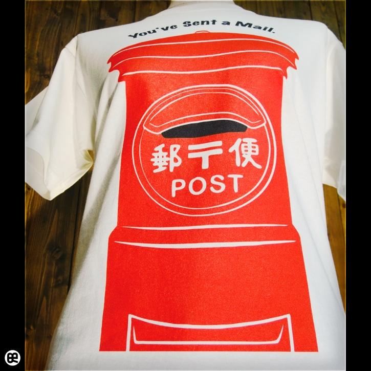 ポスト : ナチュラル:Tシャツ