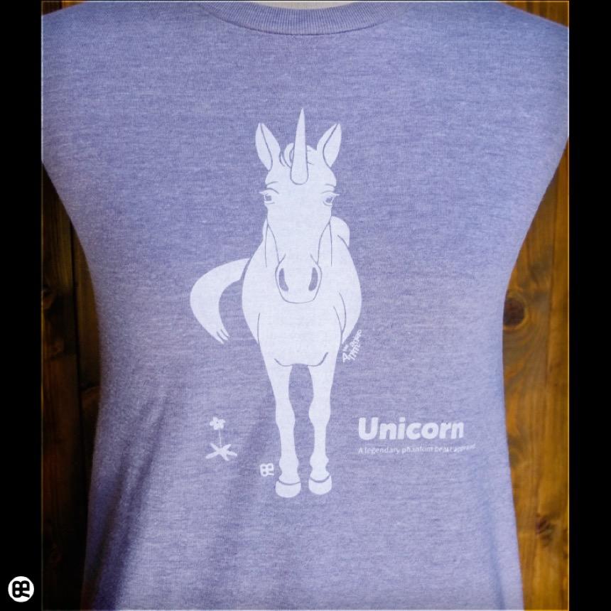 7分袖Tシャツ : UCN : ヘザーパープル