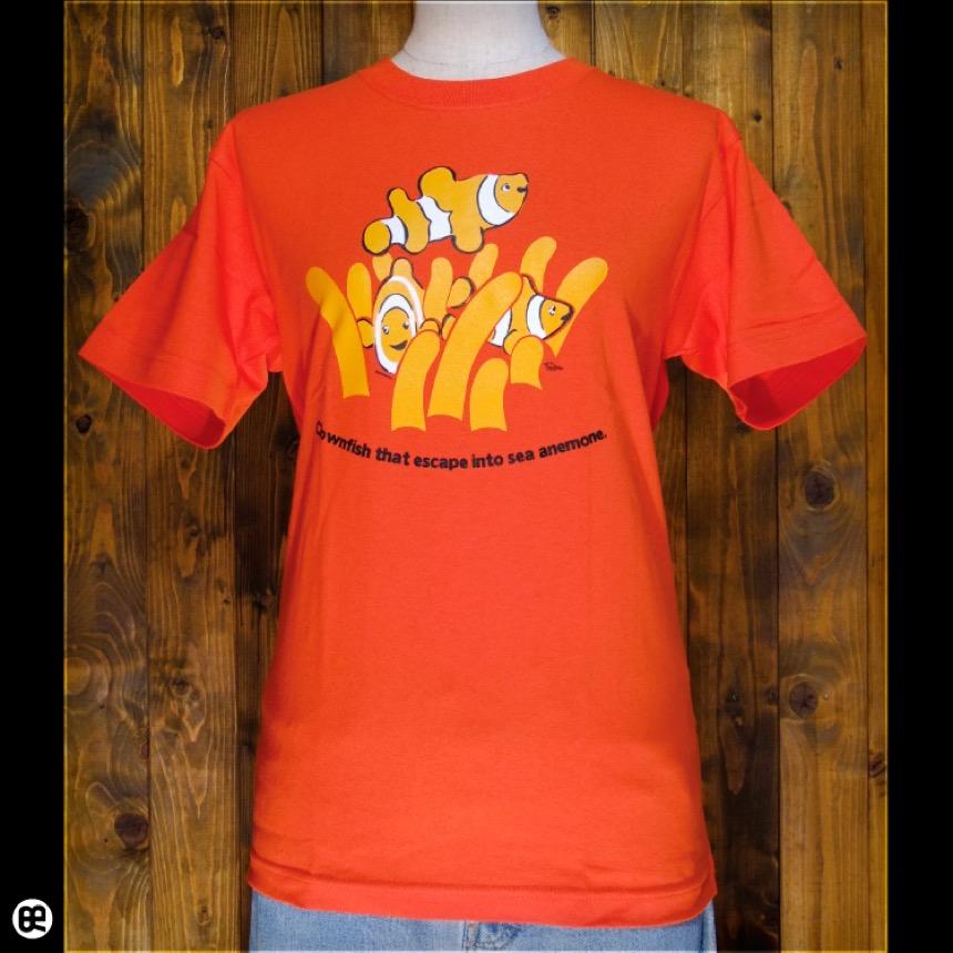 安全地帯 : オレンジ:Tシャツ