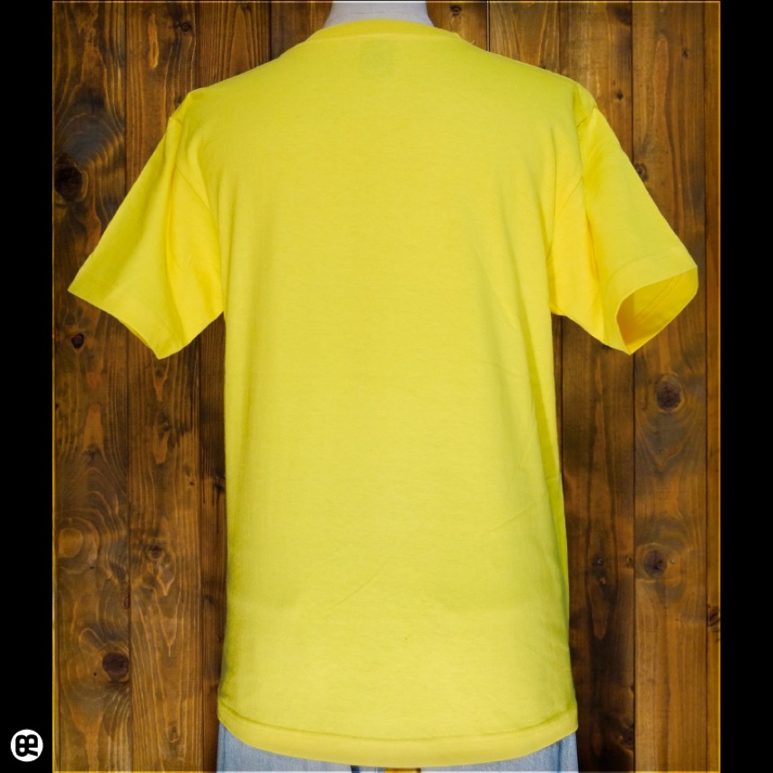 お子様ランチ:イエロー:Tシャツ