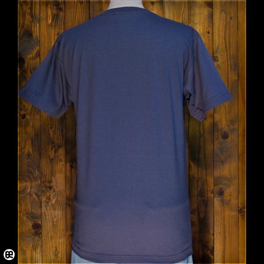 カモノハシと一緒:ダークグレー:Tシャツ
