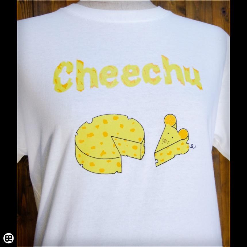 チーチュ:ナチュラル:Tシャツ