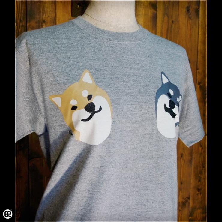 こましば : ヘザーグレー:Tシャツ