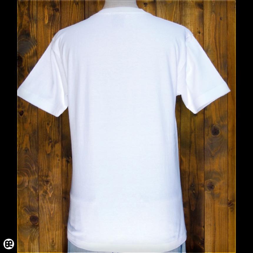 モホロビチッチ:ホワイト:Tシャツ