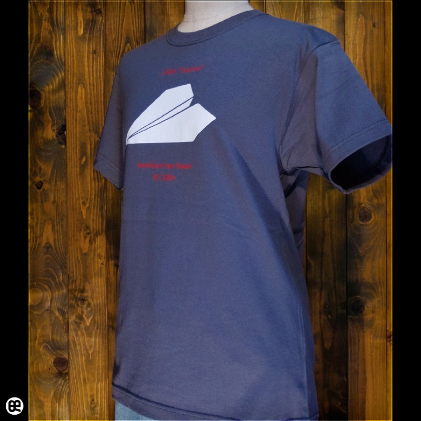 Suzanne:ダークグレー:Tシャツ