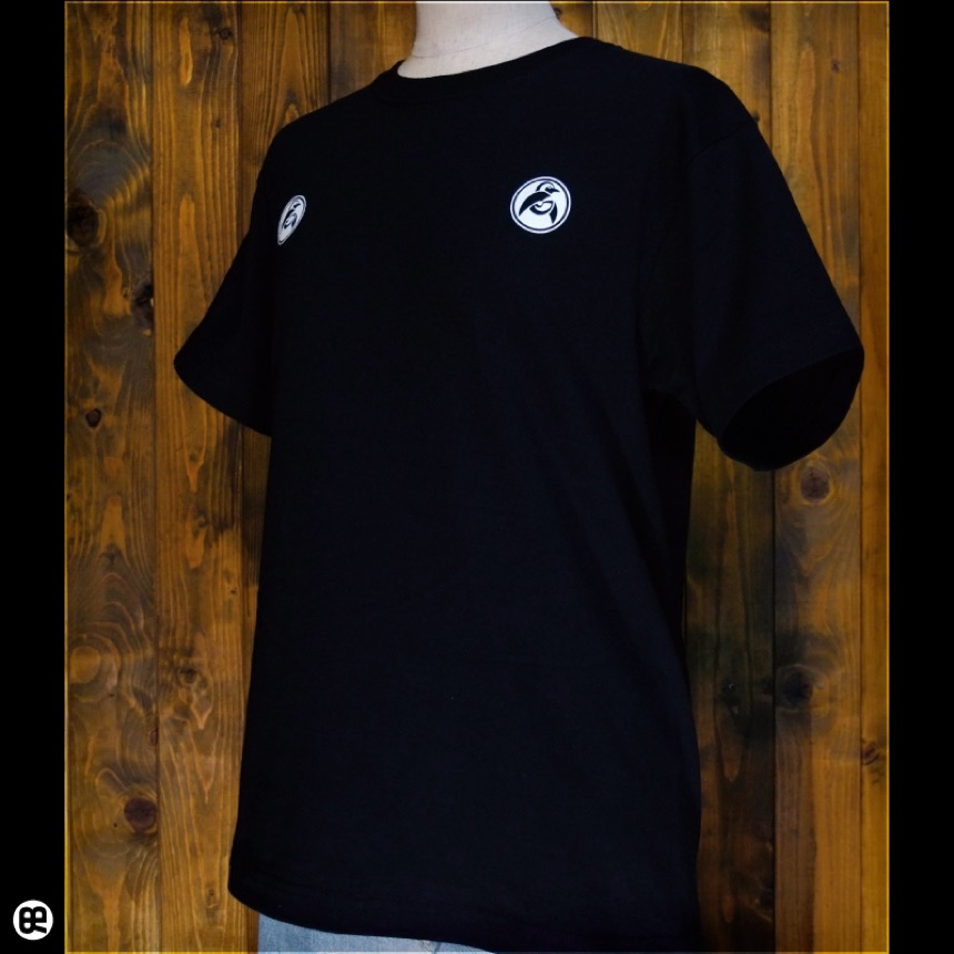 ペ紋:ディープブラック:Tシャツ