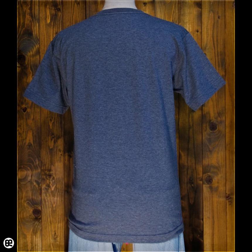 豆腐ロゴ:チャコール:Tシャツ