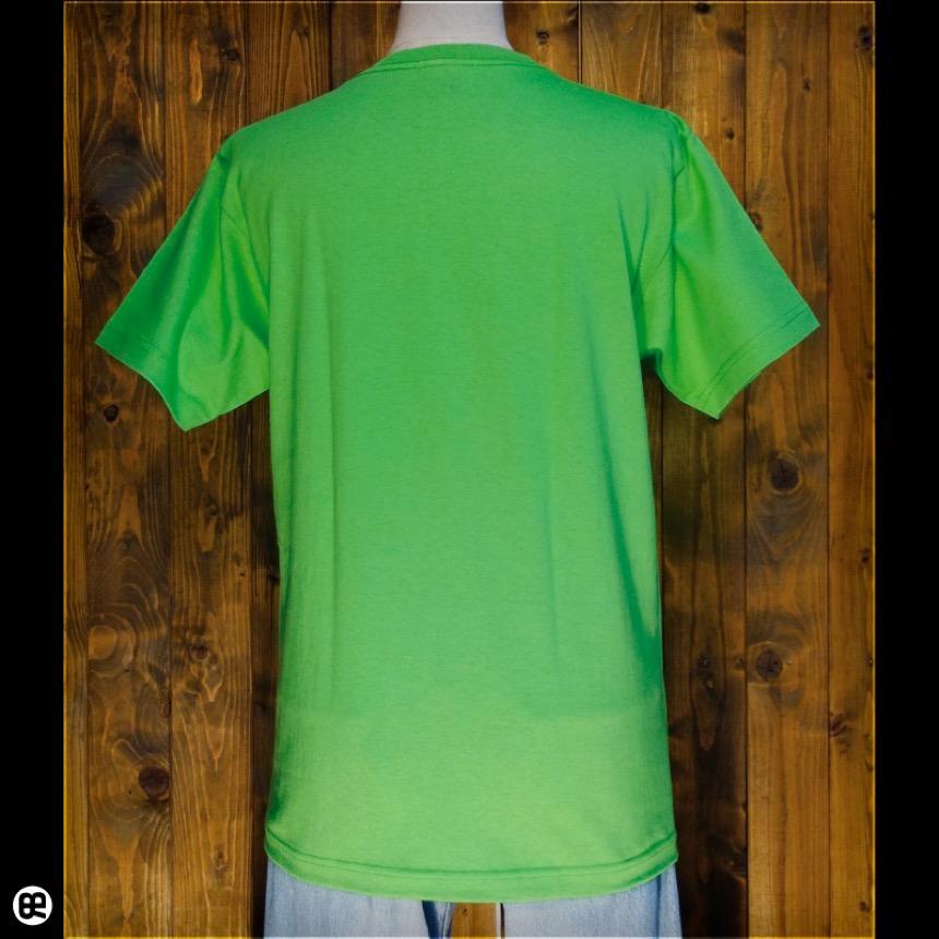 おれのうし:グリーン:Tシャツ