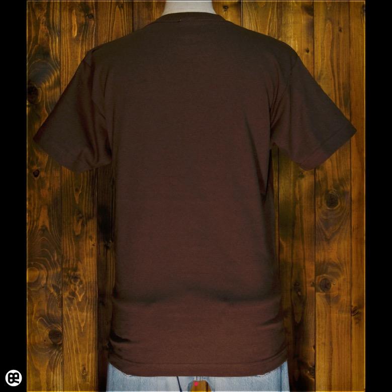 お手柴 : ブラウン:Tシャツ