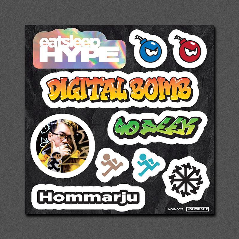 【ストア特典付き】 Digital Bomb / Hommarju