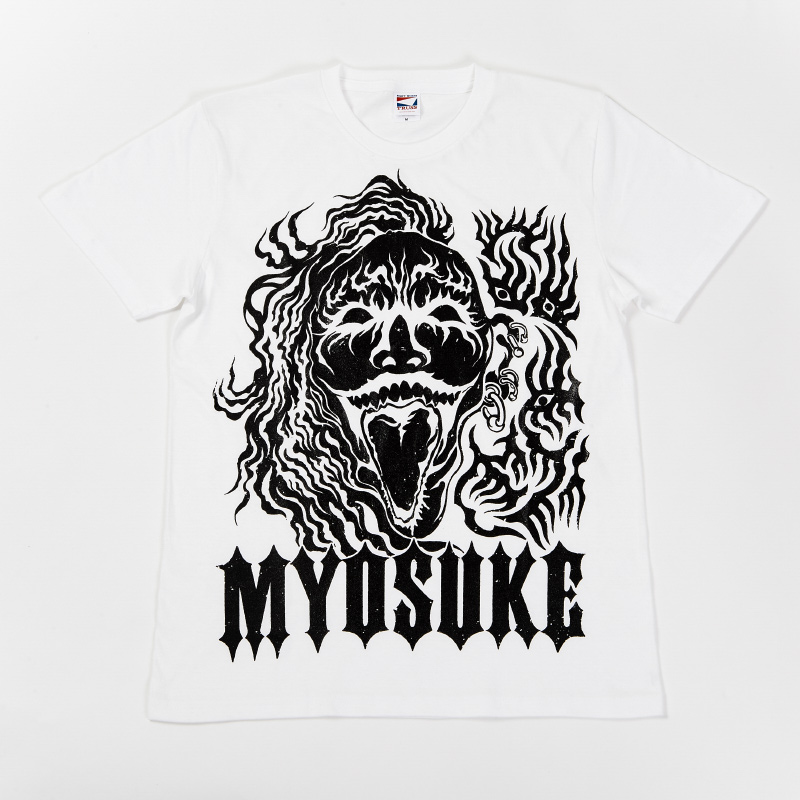 Myosuke イラストTシャツ