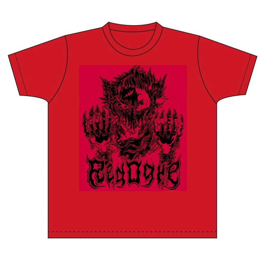 RedOgre Tシャツ