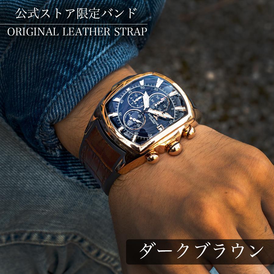 REEF TIGER 『Black Editon ブラックエディション 日本限定モデル』ピンクゴールド / ブラックフェイス【RGA3069-T-BKG】