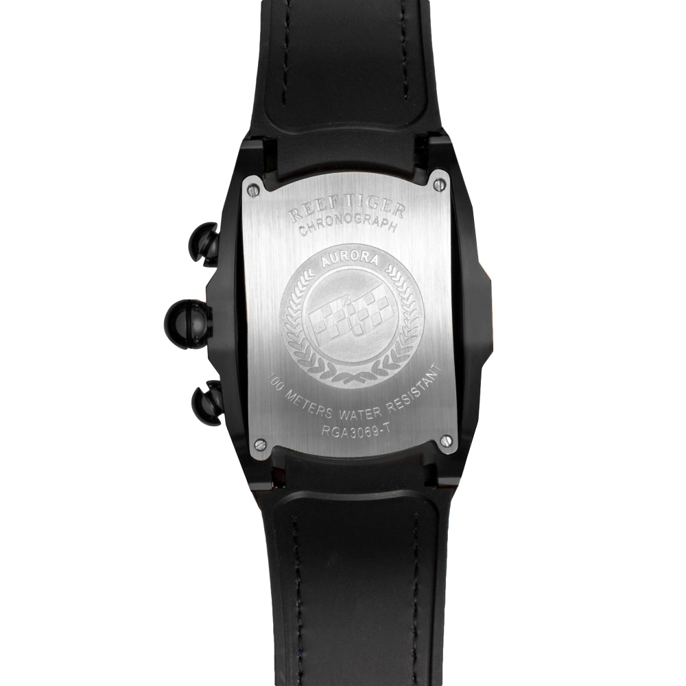 REEF TIGER 『Black Editon ブラックエディション 日本限定モデル』オールブラック【RGA3069-T-BKB】