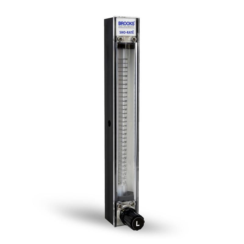 ガラス管面積式流量計 1350G,1355G