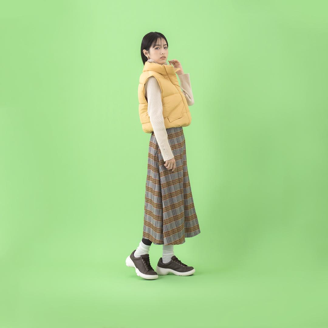 リゲッタカヌー RegettaCanoe CJBO-001 ボーロタイプ レースアップ スニーカー レディース 紐靴 厚底 歩きやすい 履きやすい オシャレ