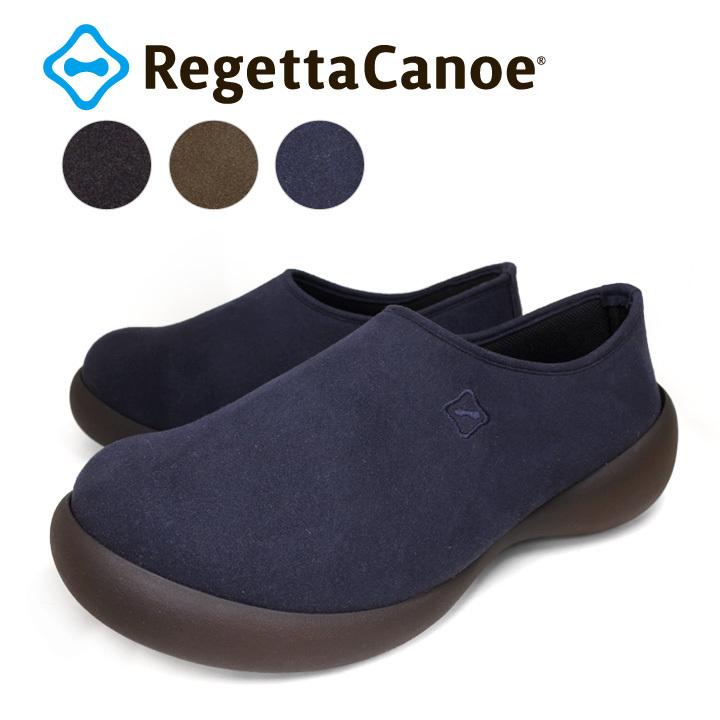 リゲッタカヌー RegettaCanoe CJFG-1205a スエード調 モックシューズ  メンズ フィールグリップ 履きやすい 歩きやすい