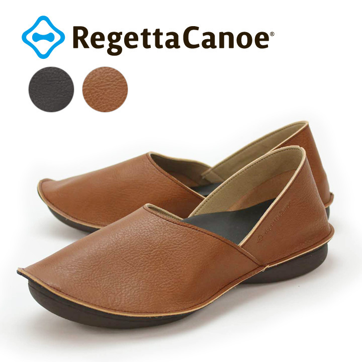 RegettaCanoe-リゲッタカヌー- CJBB-4600 バブーシュソール プレーンタイプ