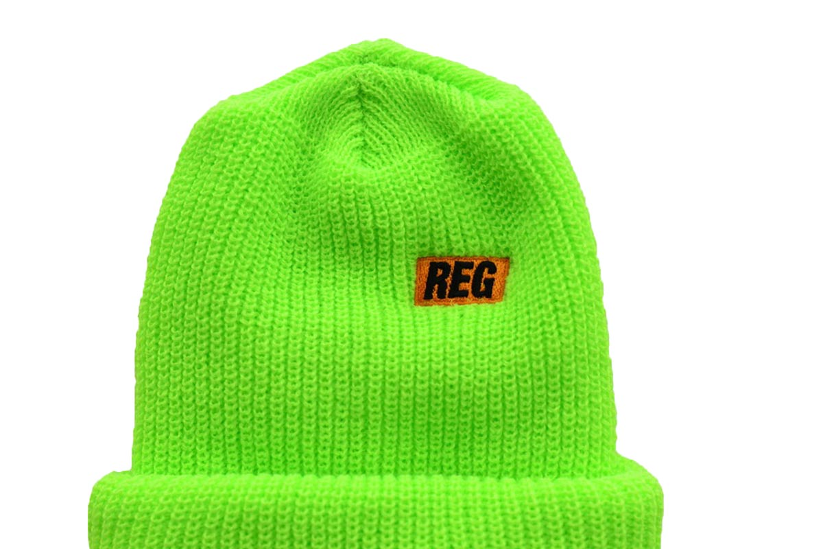 REGULATOR レギュレイト ビーニー ニット帽 帽子 REGTAG BEANIE [LMG]