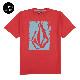 【WINTER SALE 30%OFF】 VOLCOM ボルコム ボーイズ(8-14才) Tシャツ 半袖 C3511803 Pixel Stone S/S Tee Youth