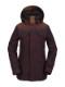 VOLCOM ボルコム レディース スノーボードウェア スノージャケット H0652100 Leda Gore-Tex Jacket