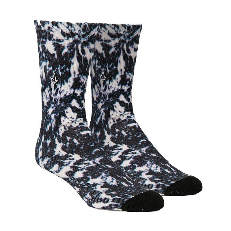 VOLCOM ボルコム メンズ ソックス 靴下 D6302003 Vibes Socks [WHF]